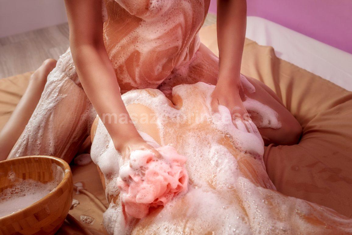 Sexuální masáže těla